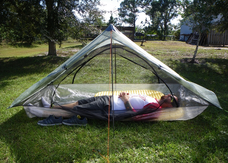 ZPacks Duplex UL Tent open 1 & Essential Hiking Gear Guide: Shelters - Unpack Adventure